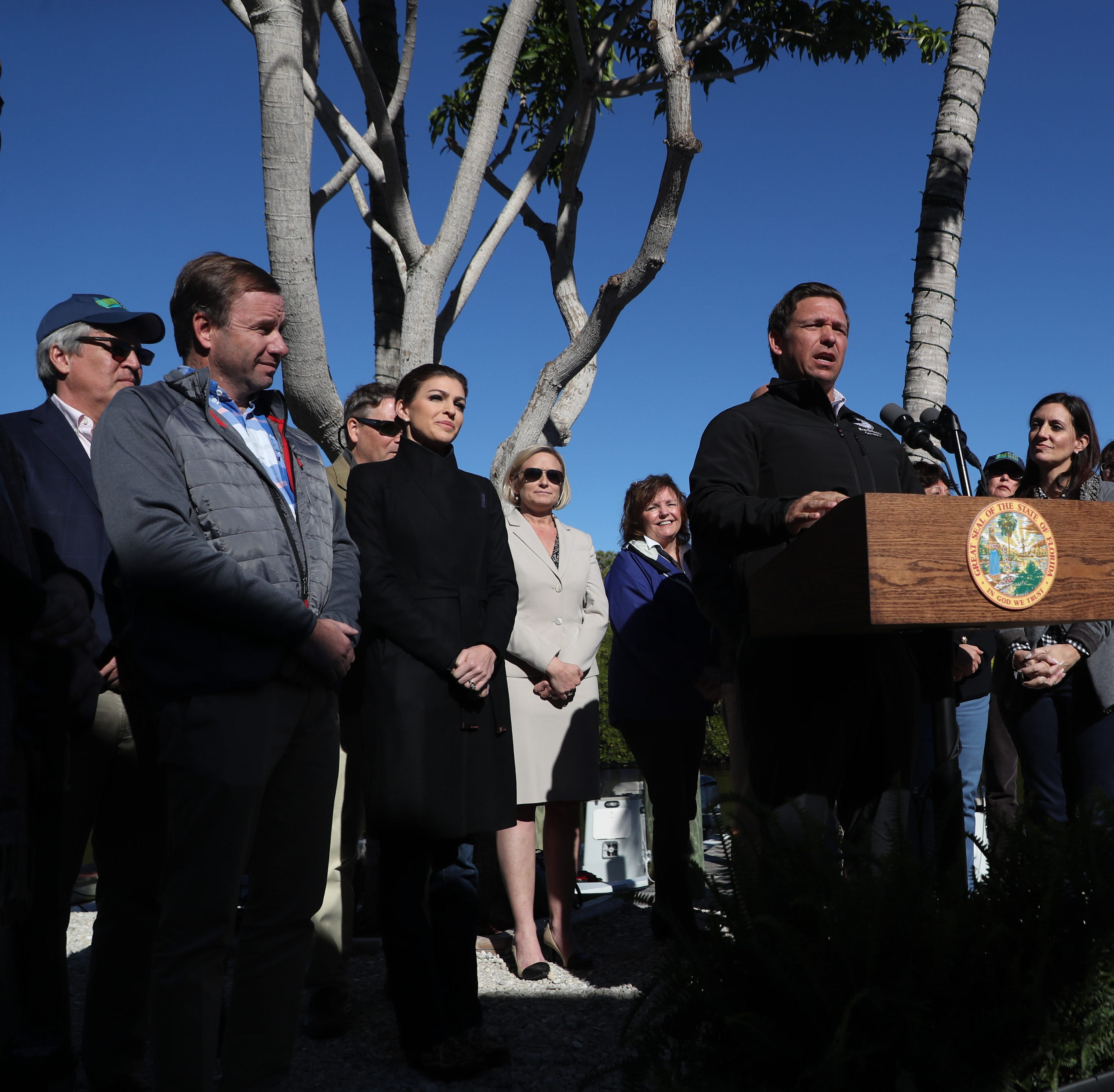 Editorial: DeSantis has been saying the right things about water, now it's time to do them
