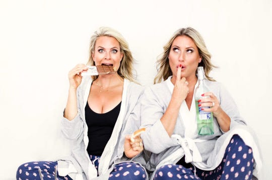 "The Meyer Theatre has found success with booking ""mom comedy."" Cat & Nat, the R-rated comedy team behind ""Mom Truths,"" are already sold out for their visit on May 11."