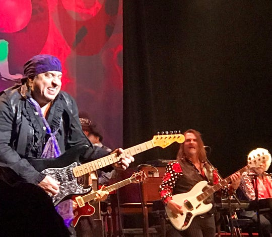 The Meyer Theatre in Green Bay hosted more than 200 shows in 2018, an increase from 2017, including Steven Van Zandt's Little Steven and the Disciples of Soul last November.