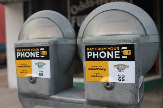Downtown Parking meters on Central Ave could see a price increase to $2 and hour