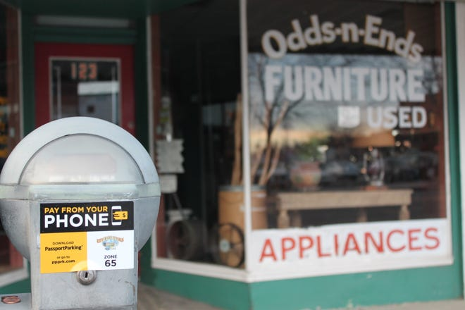The City Commission voted Tuesday to increase parking rates in downtown Great Falls by 50 cents to $1 an hour.