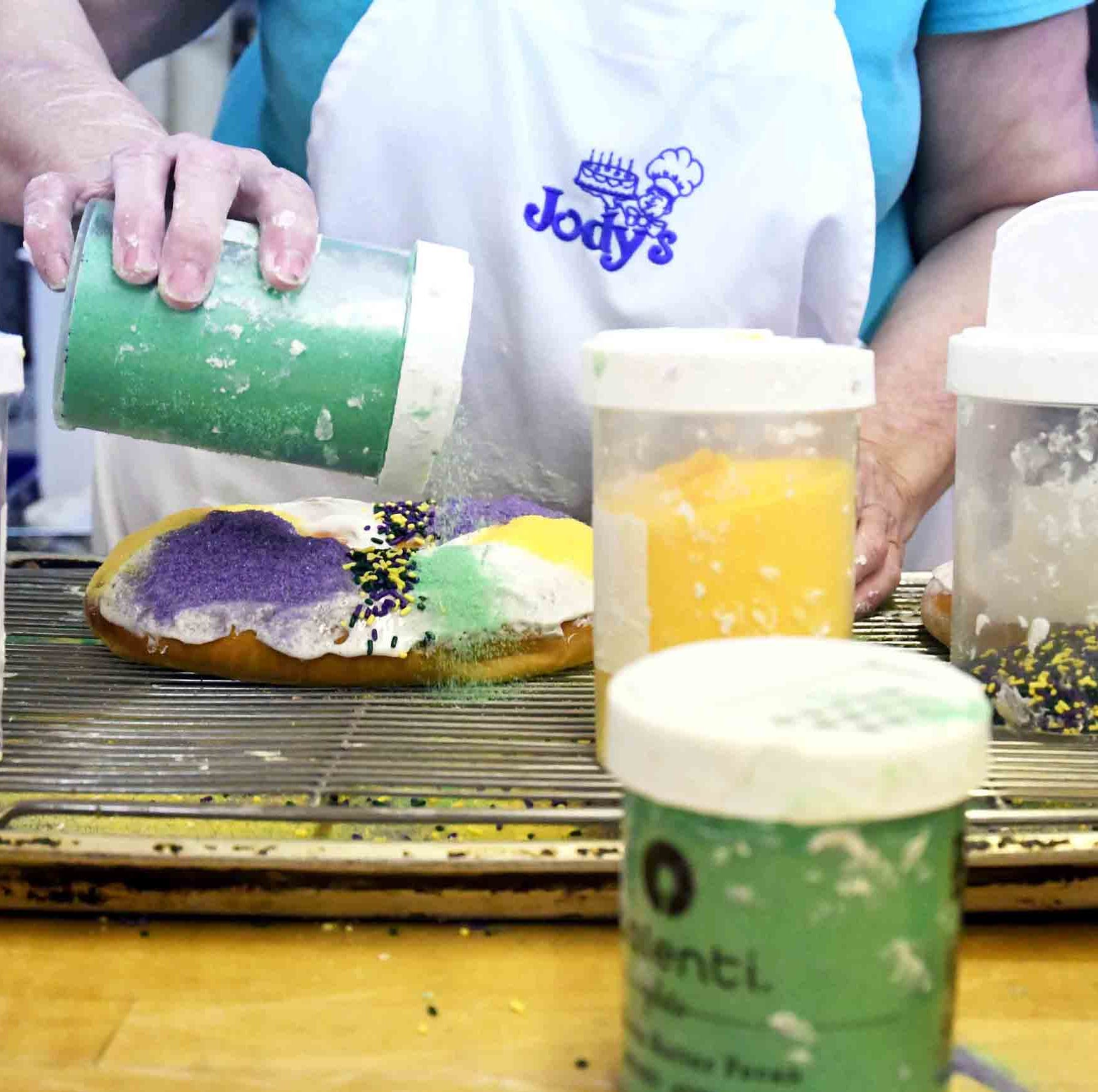 It's Mardi Gras! Where to find king cakes in the Jackson metro