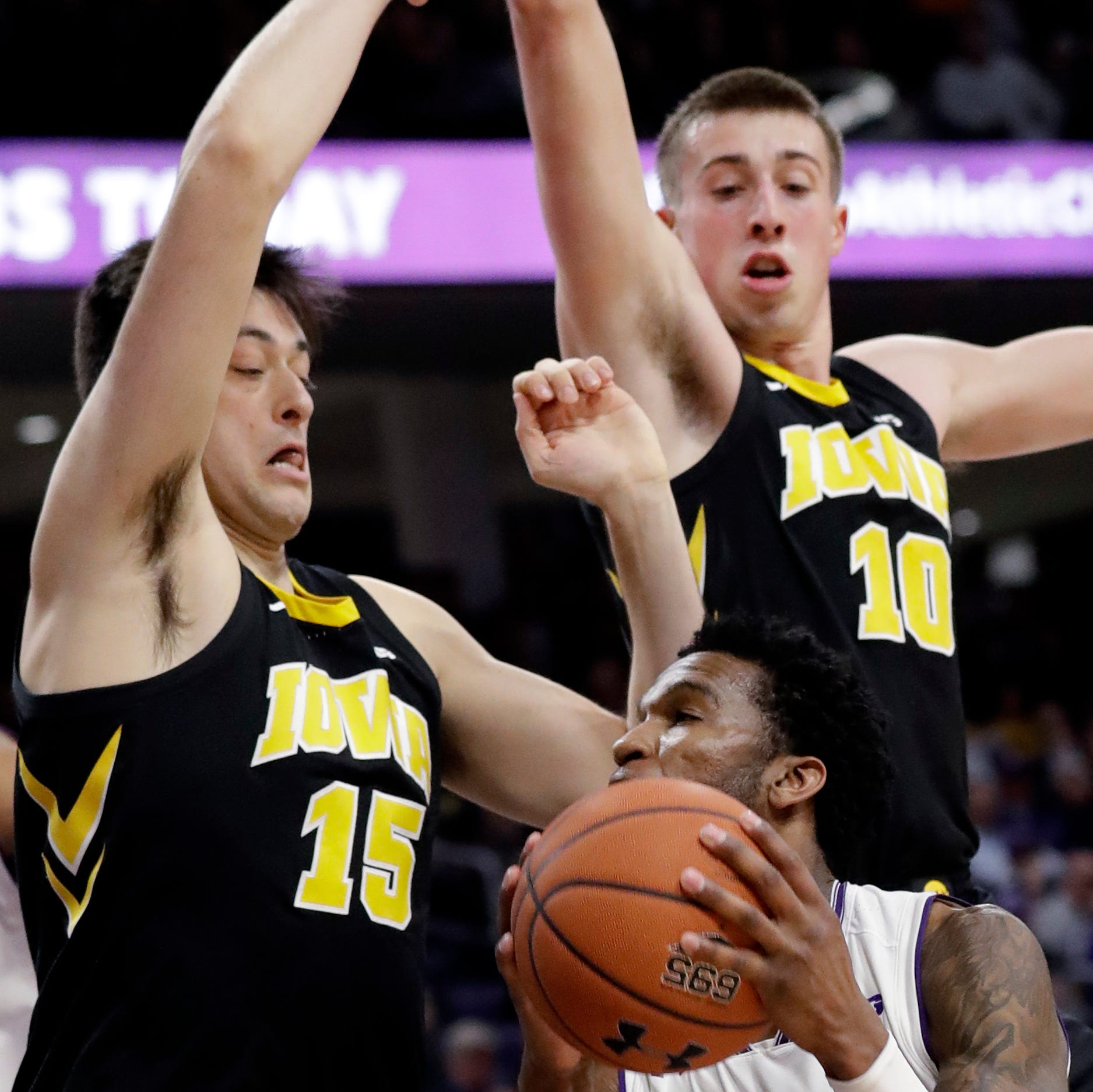 Improved defense has No. 24 Hawkeyes in position to soar ahead of Penn State trip