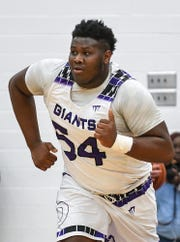 FILE – Ben Davis big man Dawand Jones scored the game-winner against Pike in Friday's sectional semifinal.