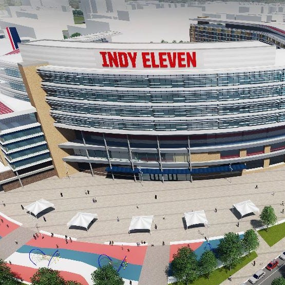 Indy Eleven stadium deal now would require team cash and MLS buy-in up front