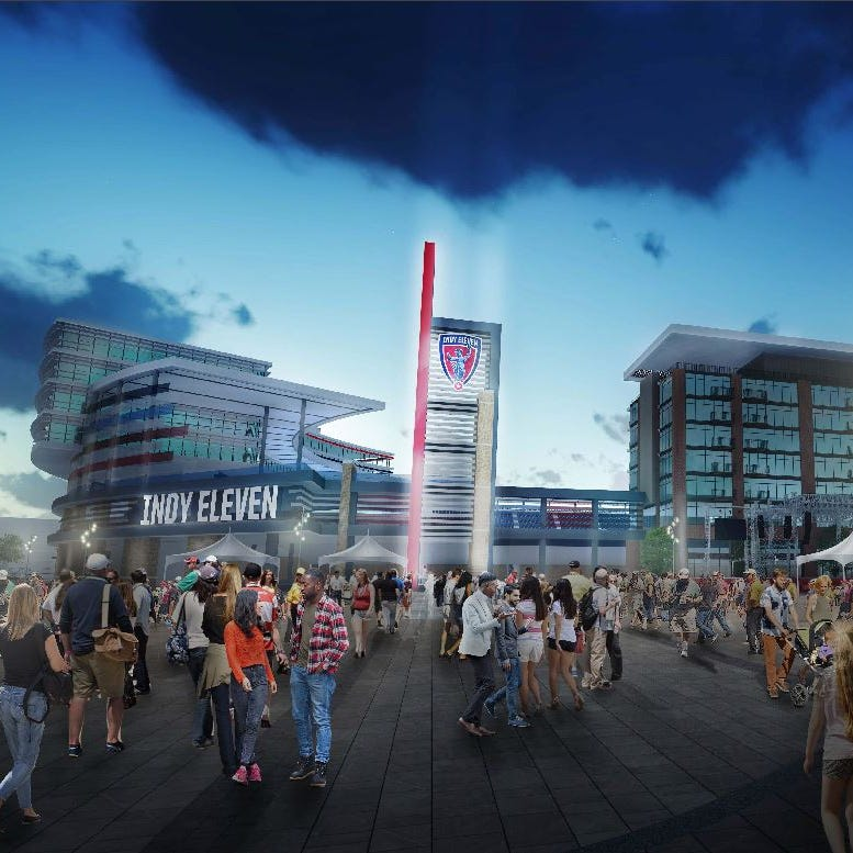 New Indy Eleven stadium prospects improve as lawmakers scrap Major League Soccer franchise requirement
