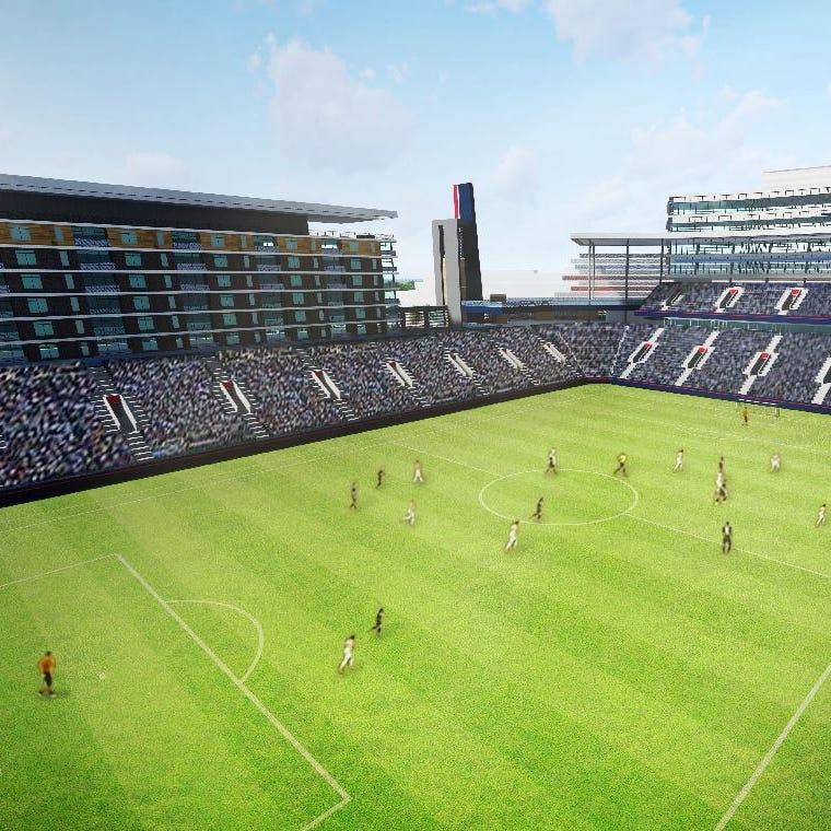An Indy Eleven stadium deal would require an MLS team. Here's why that's unlikely.