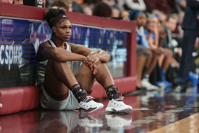 Mississippi State senior center Teaira McCowan's career in Starkville is rapidly coming to a close, but McCowan continues to make the most of it by racking up records and awards.