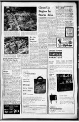 The Clarion-Ledger wrote about a tornado in Hazlehurst that killed dozens of people on January 23, 1969.