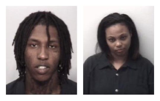 Elijah Garrison, 25, and Tierra Wilson, 24, are both charged with first degree murder in connection to the shooting death of 24-year-old D'Andre Holmes on Jan. 5.