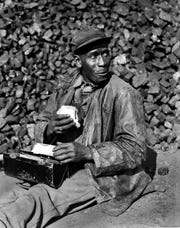 A coal worker