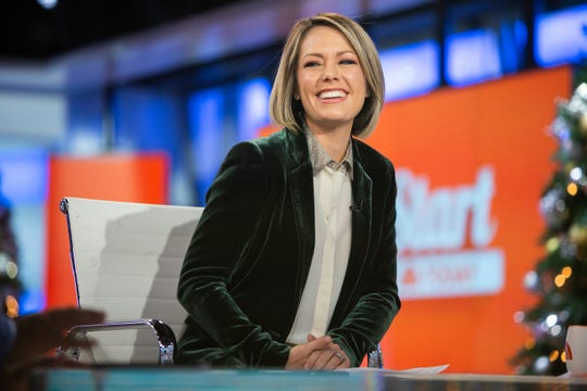 """""""Today Show"""" Meteorologist Dylan Dreyer hosts the new NBC show, """"Earth Odyssey with Dylan Dreyer,"""" which has filmed at Ripley's Aquarium of the Smokies."""
