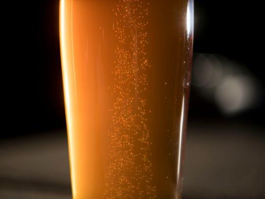 Blackberry Farm Brewery's English Pale Ale.
