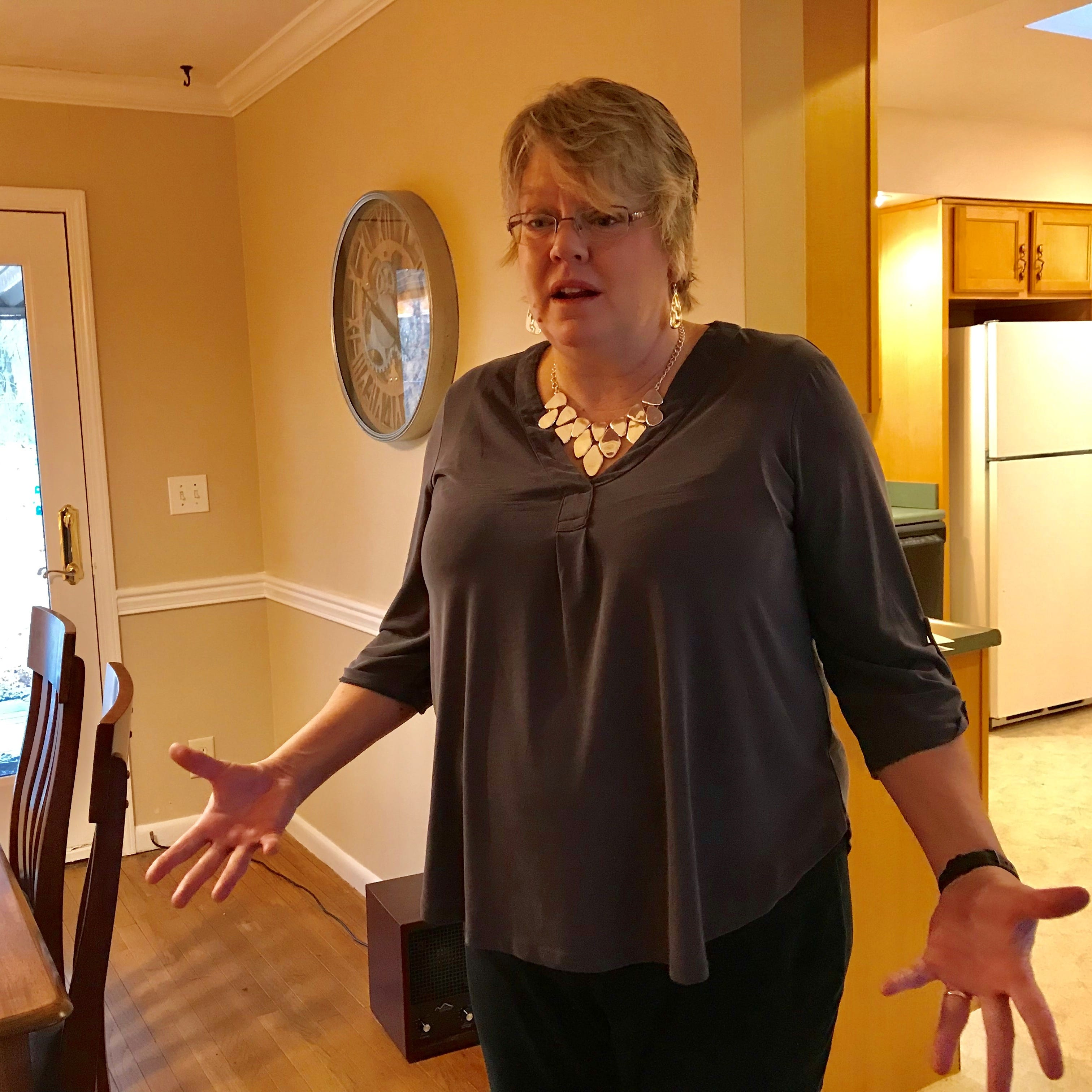 Bangert: Home buying 'nightmare' as family waits out shutdown in mother-in-law's basement
