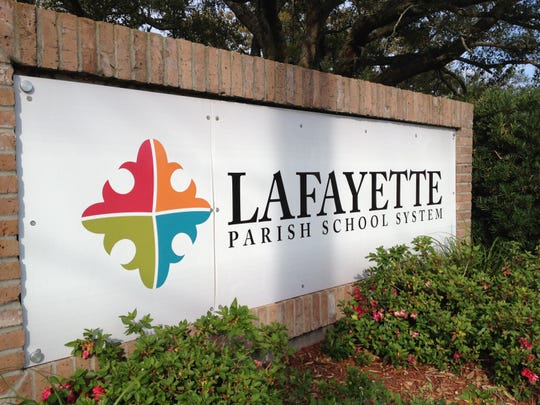 The Lafayette Parish School System named its teachers and principals of the year.