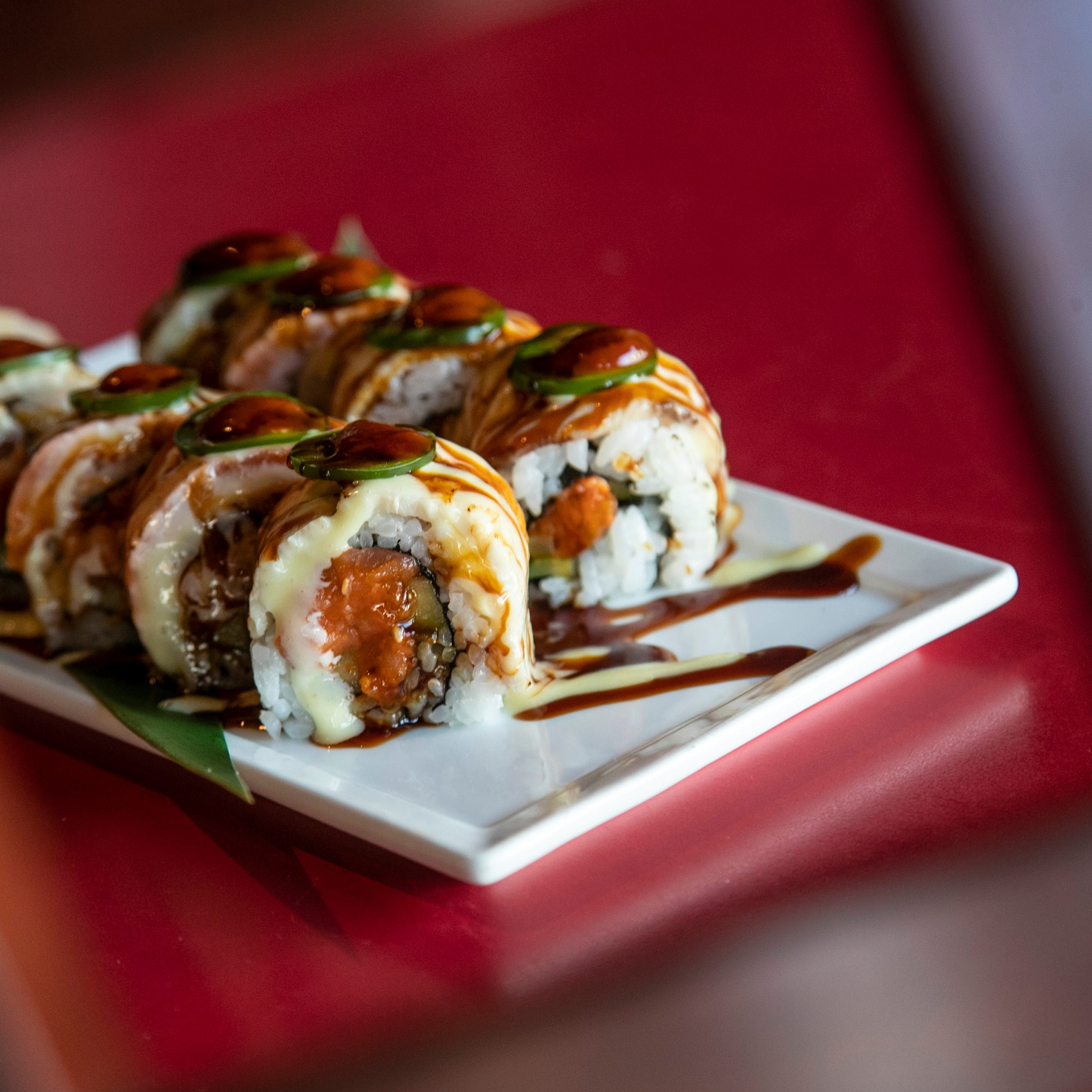 With 60+ menu items, Wild Ginger in the Highlands is worth a visit