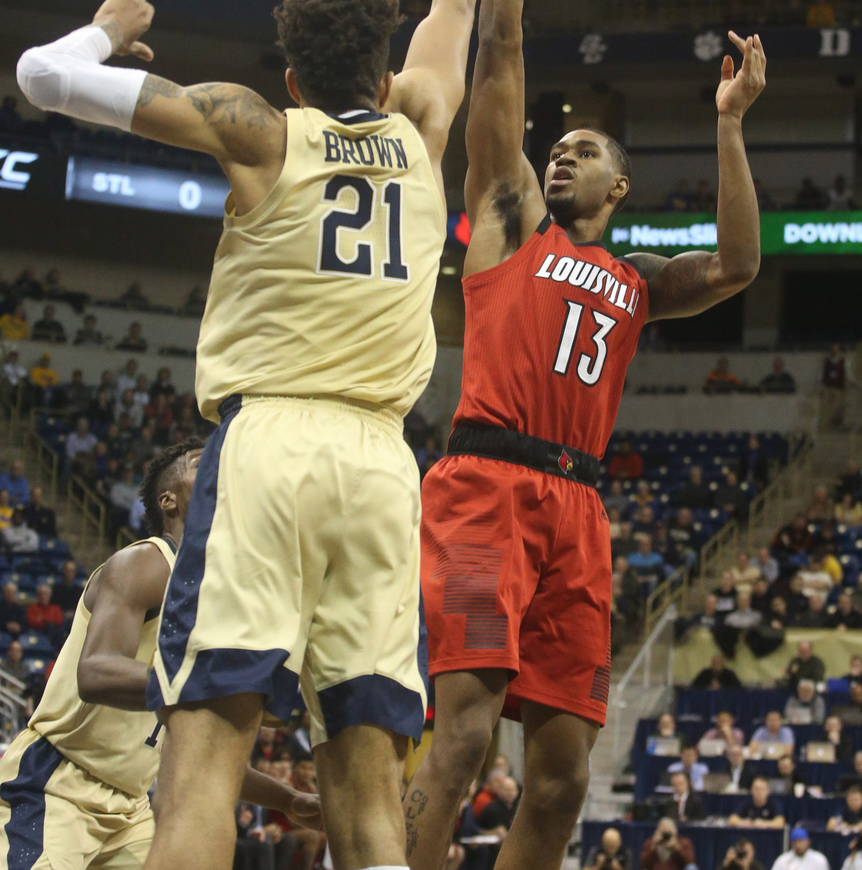 Should basketball player V.J. King stay at Louisville or move on?