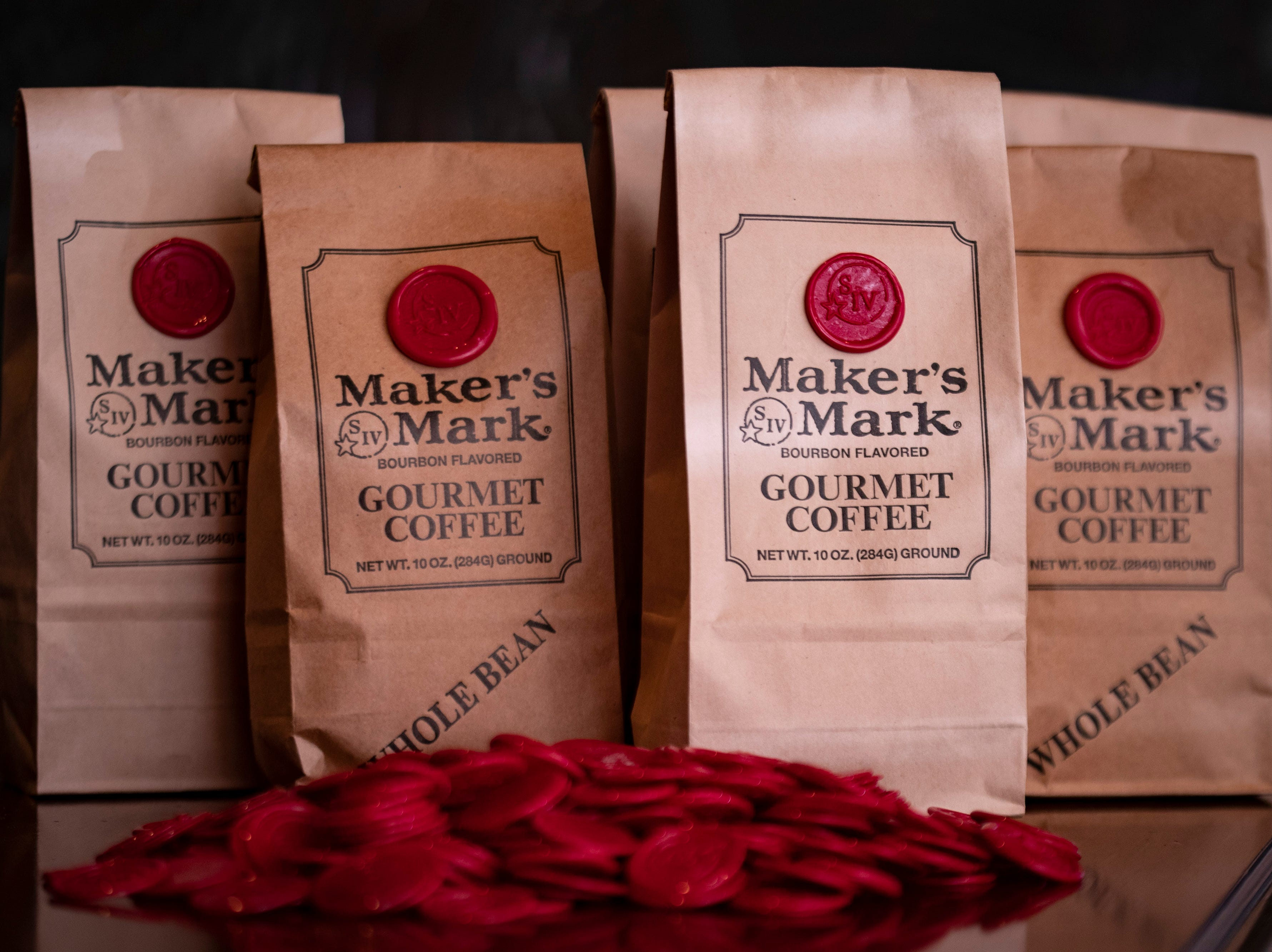 """Ted's Cigars also makes the Maker's Mark coffee that the distillery company sells. Jackson says that Maker's Mark spends over $50,000 on the coffee and sells Jackson the red wax SIV watermark labels to use on the products. """"If Maker's Mark is hosting cigar events with me, if they're buying the cigar for promotional services, they're selling us bourbon, where is the confusion coming from?"""" Jackson said. """"Maker's Mark is causing the confusion in the marketplace."""" Jan. 10, 2019"""