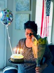 Marzieh Taheri turned 62 on Oct. 23rd.