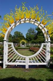 Missouri Botanical Garden in St. Louis