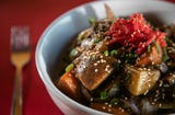 Wild Ginger has creative sushi rolls and plenty of other Asian-fusion dishes on the menu.