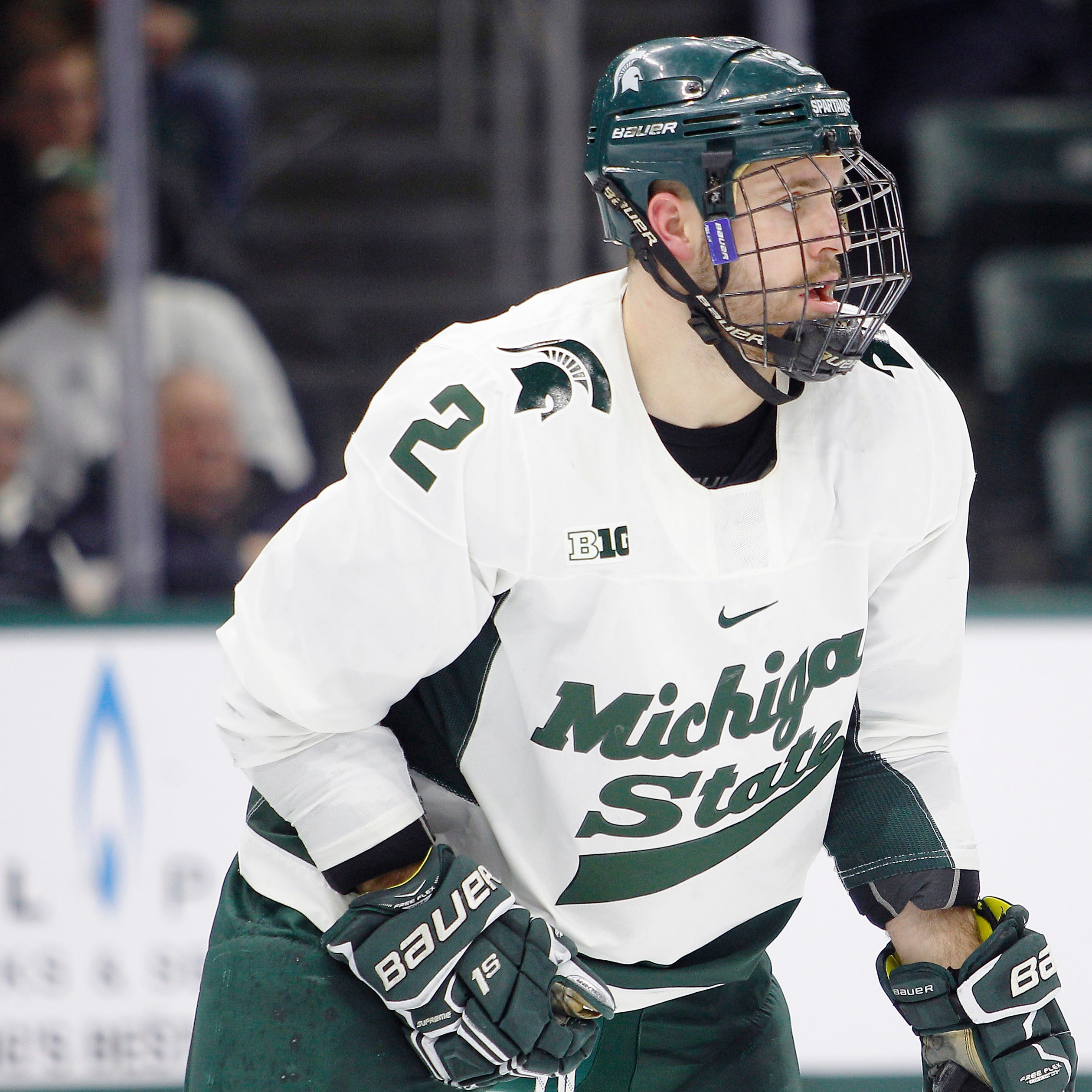 MSU hockey faces high-powered Penn State in seniors' last regular season home series