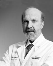 Dr. Robert Tubben spearheaded the creation of the Anesthesiology Residency Fund in 2015.