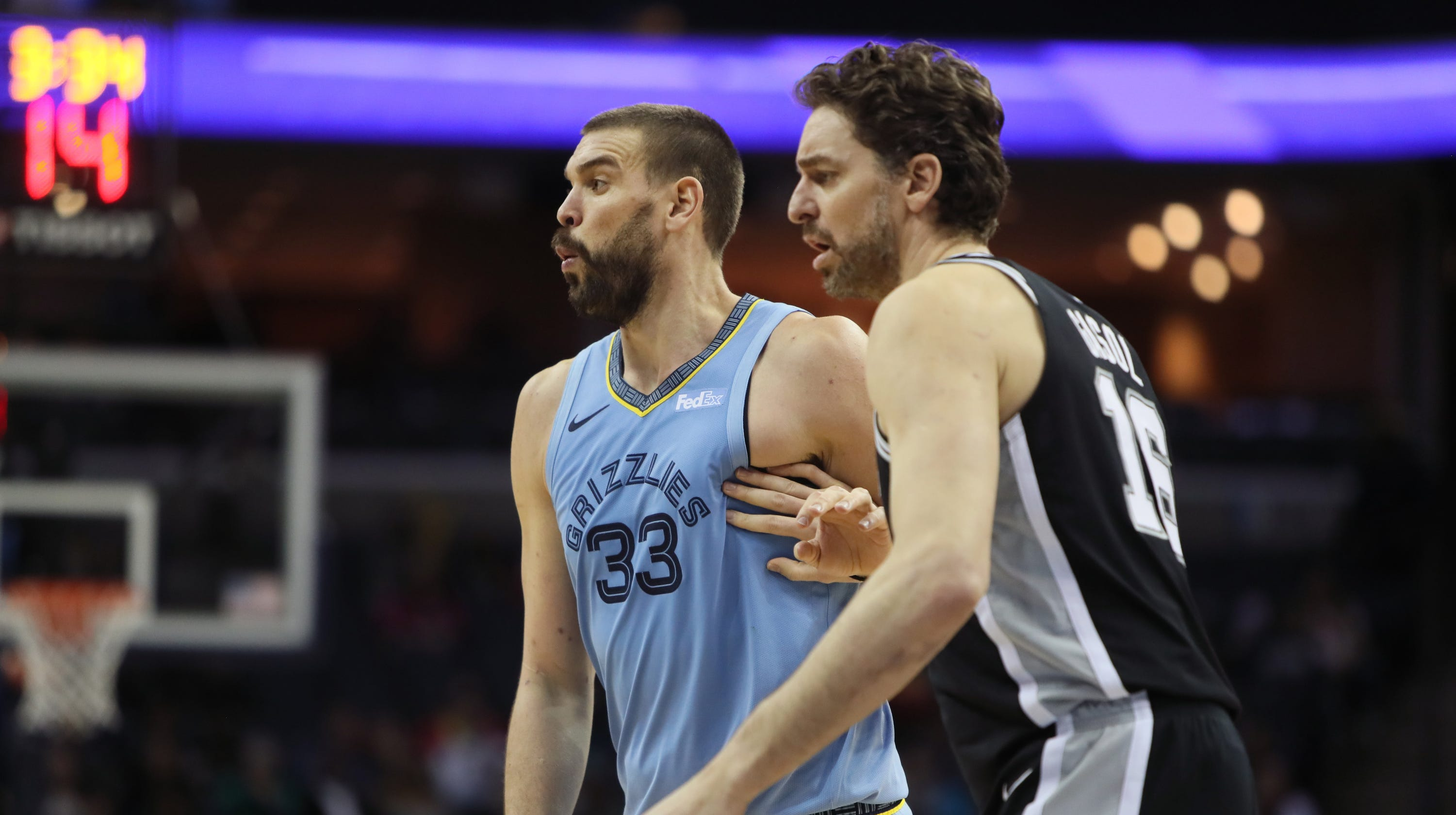 Grizzlies  How Pau Gasol feels about Marc Gasol s trade 7da2ea089