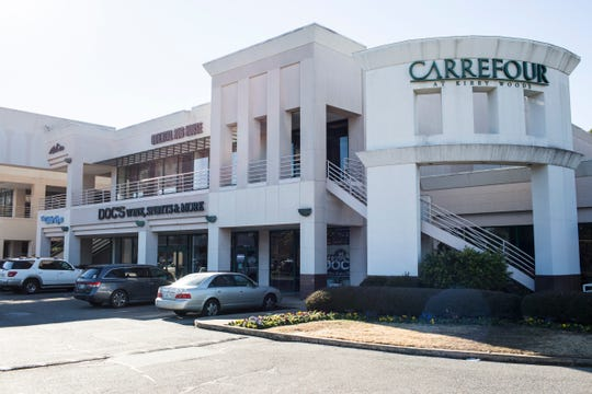 January 10 2019 - Carrefour shopping center is one area looking to redevelop as a part of Germantown's Smart Growth plan.