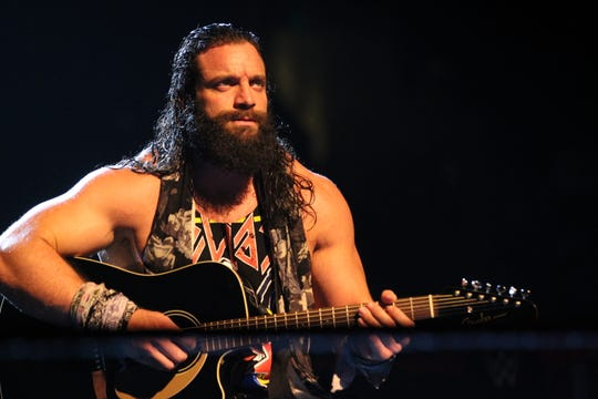 WWE superstar Elias will be on hand at Monday Night Raw at FedExForum in Memphis on Jan. 14.
