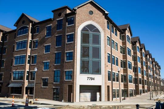 January 10 2019 - Thornwood development in Germantown.