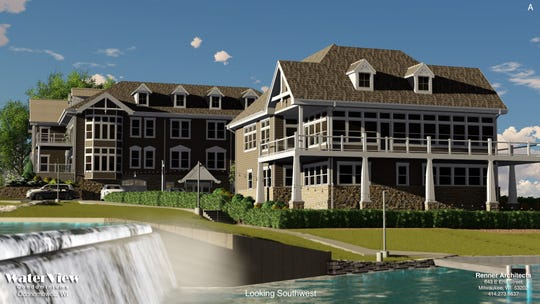 The fate of the proposed WaterView Condominiums in Oconomowoc is up in the air after a March 20 public hearing.