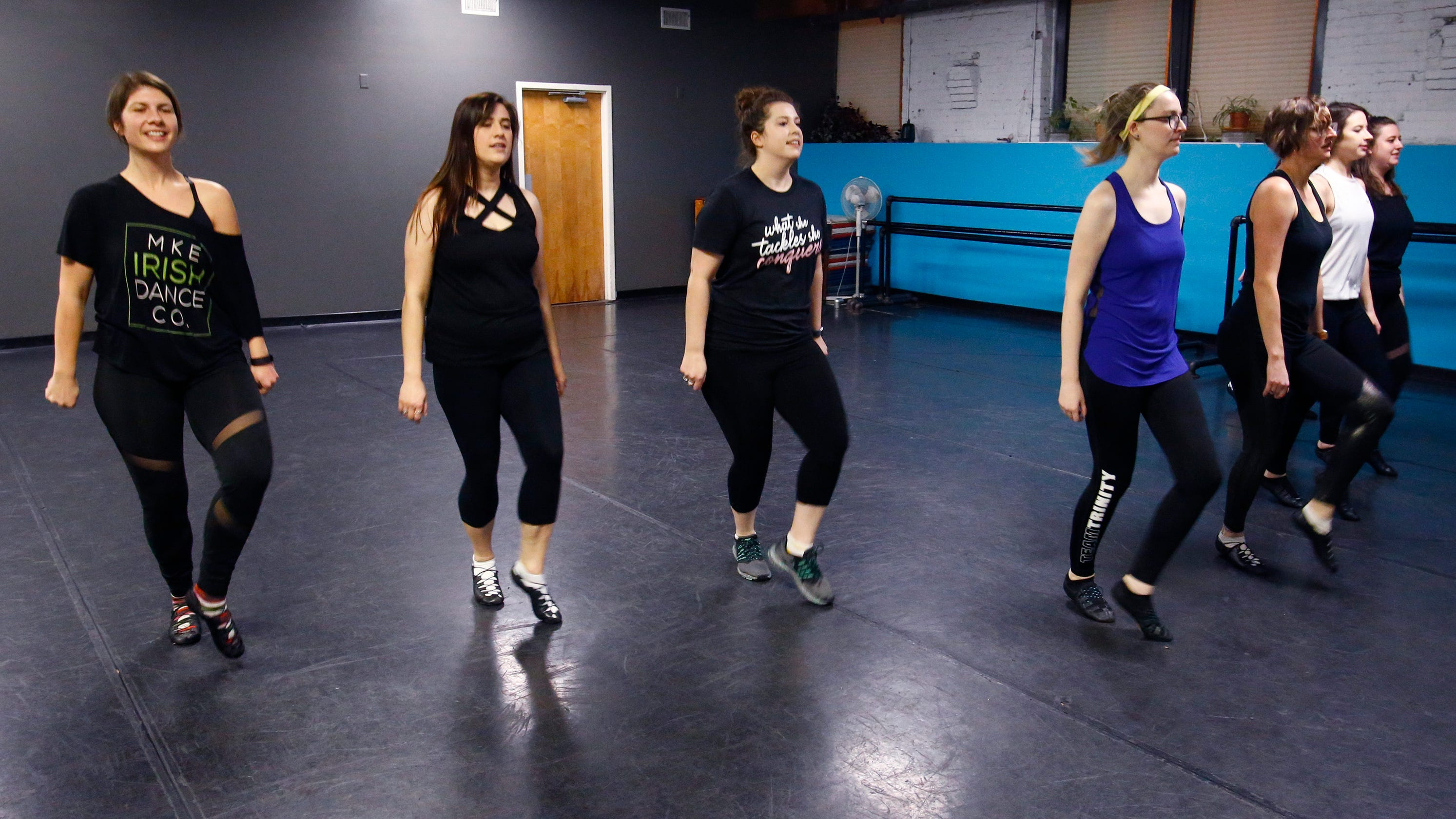 milwaukee dance classes adults
