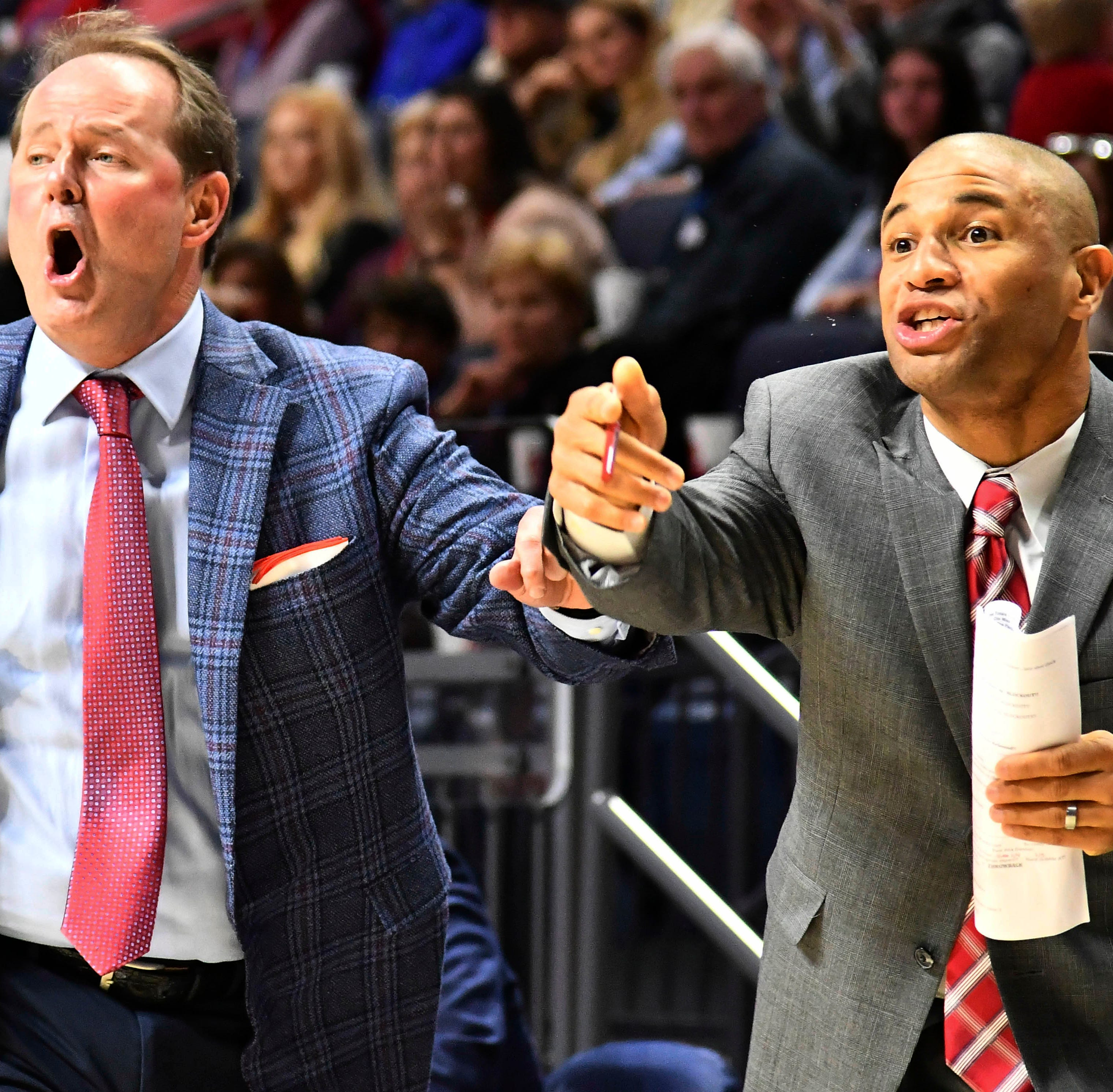 Horrible first half leads to blowout loss for No. 20 Ole Miss vs. Alabama