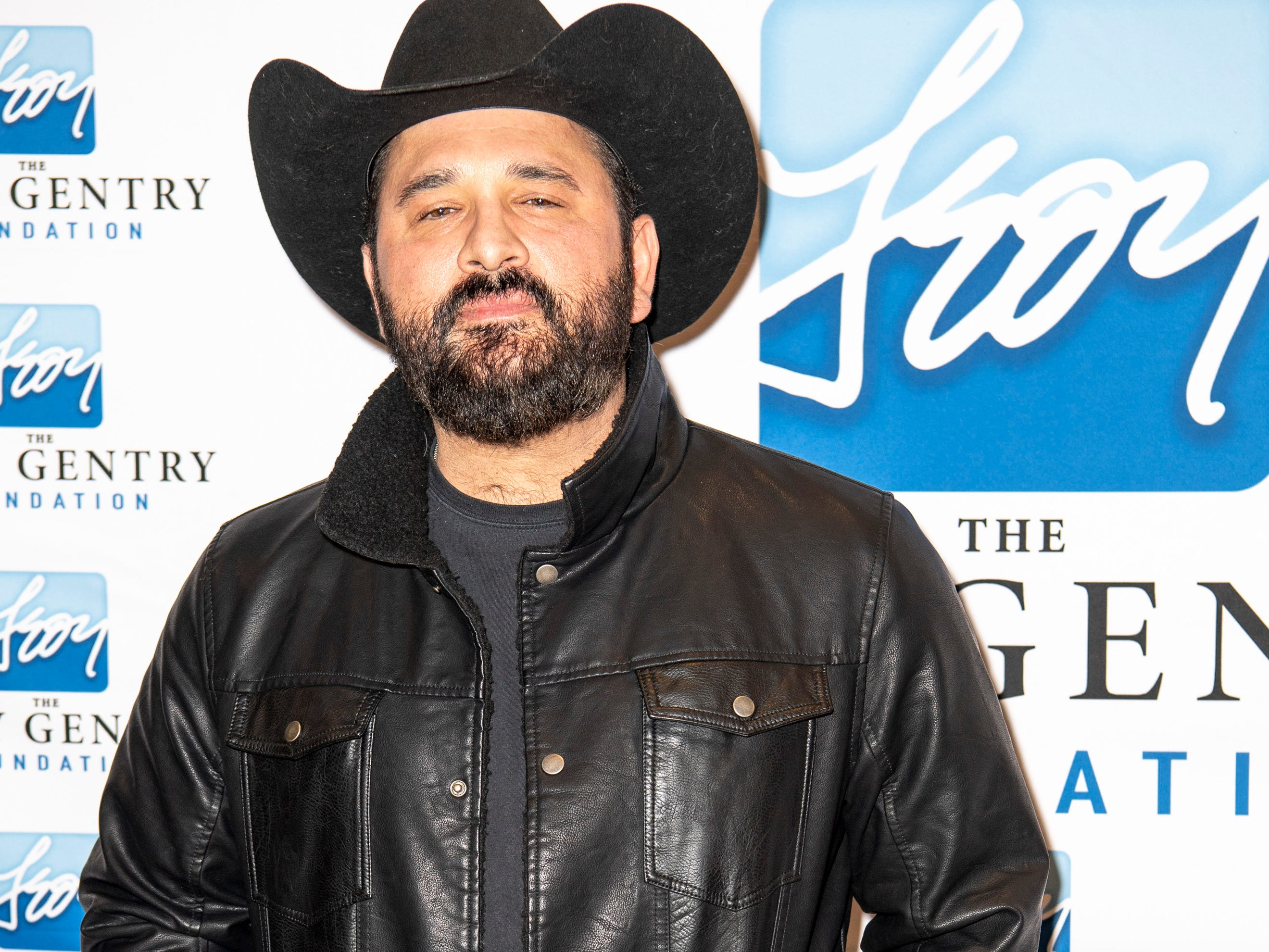 Ray Scott on the red carpet before the C'Ya On The Flipside Benefit Concert at the Grand Ole Opry House in Nashville, Tenn., Wednesday, Jan. 9, 2019.