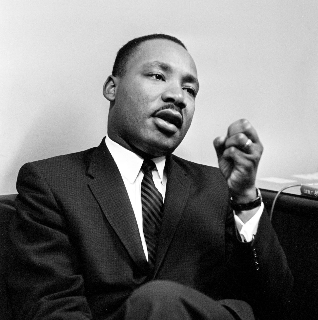 Honor the real Martin Luther King Jr. He was peaceful, but also extreme and radical. | Opinion