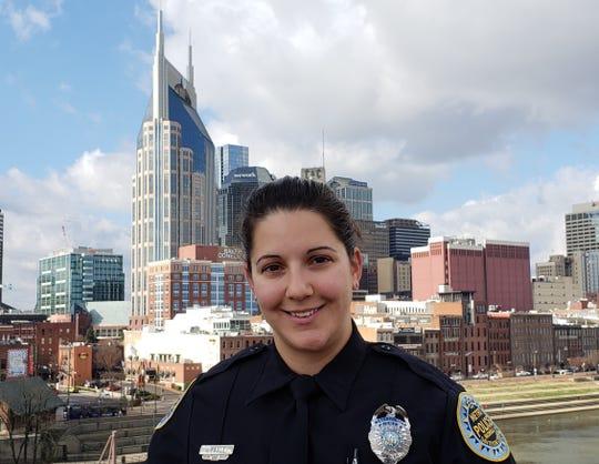 MNPD Officer Catie Poole