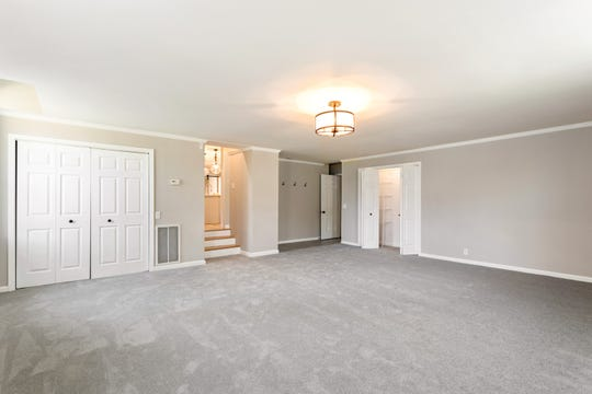 AFTER: This updated ranch-style home at 1104 Chelsea Court has a large bonus room, which is something many homes from the 1970s wouldn't have had.