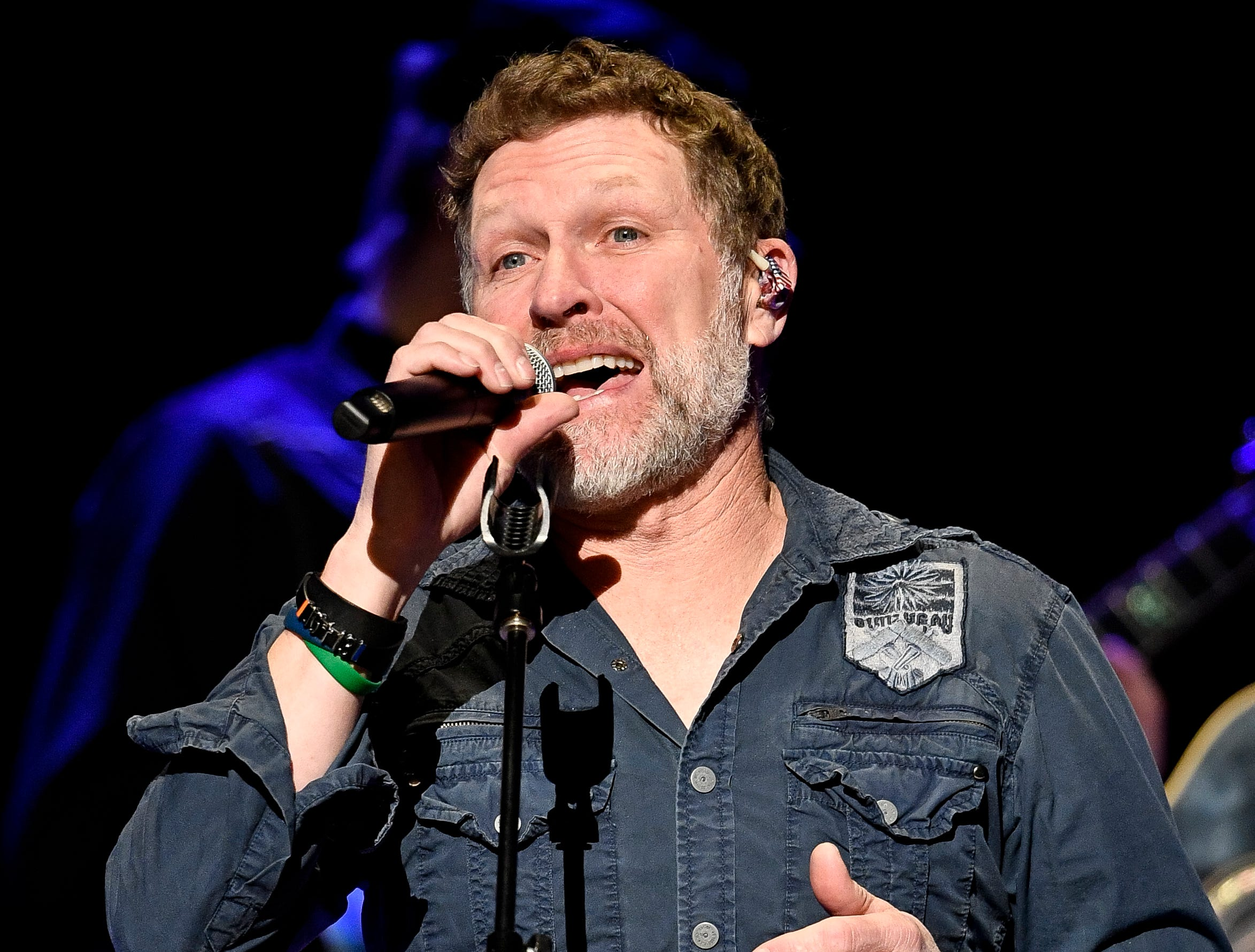 Craig Morgan performs during the C'Ya On The Flipside Benefit Concert at the Grand Ole Opry House in Nashville, Tenn., Wednesday, Jan. 9, 2019.