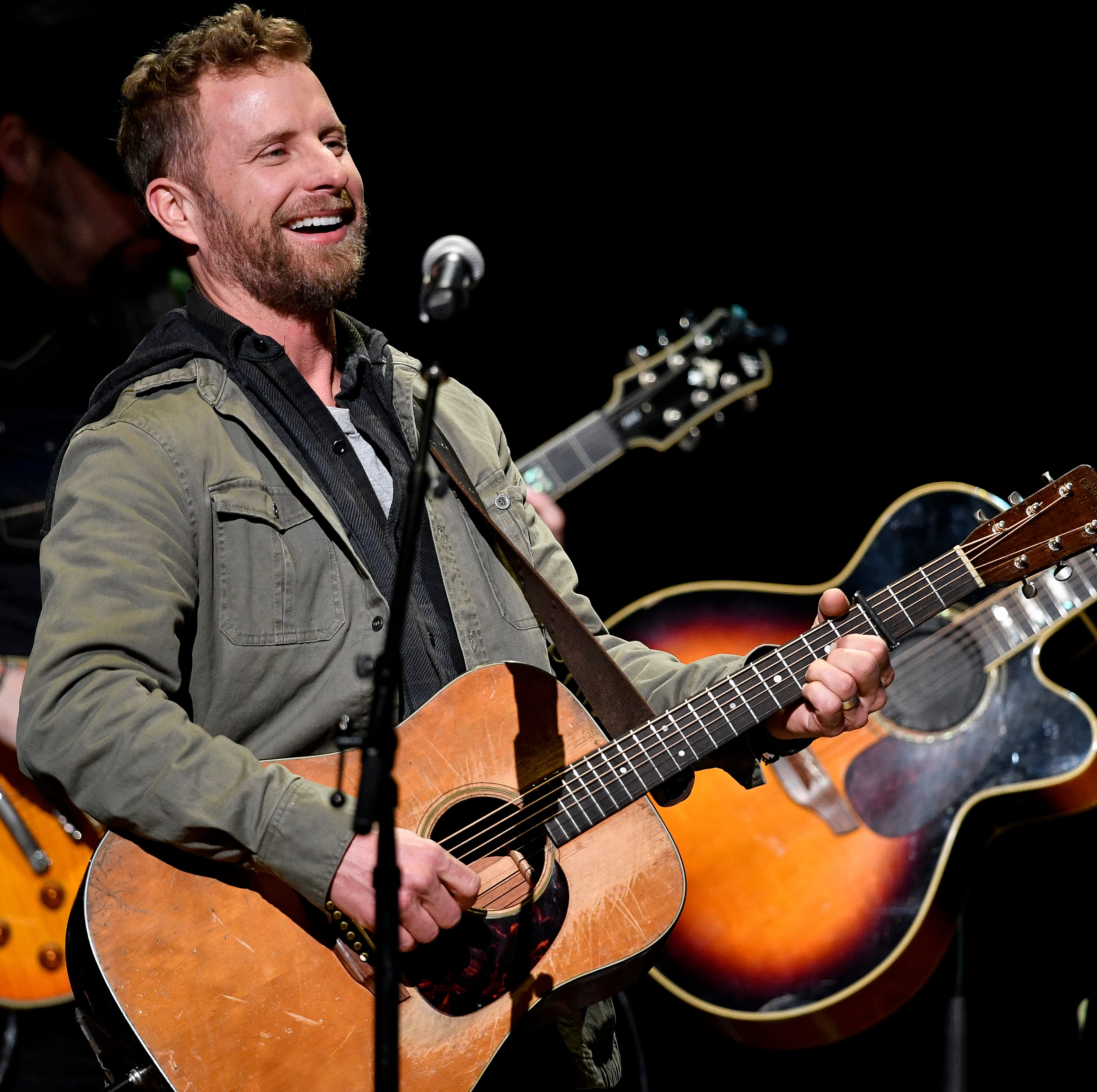 Dierks Bentley performs during the C'Ya On The...