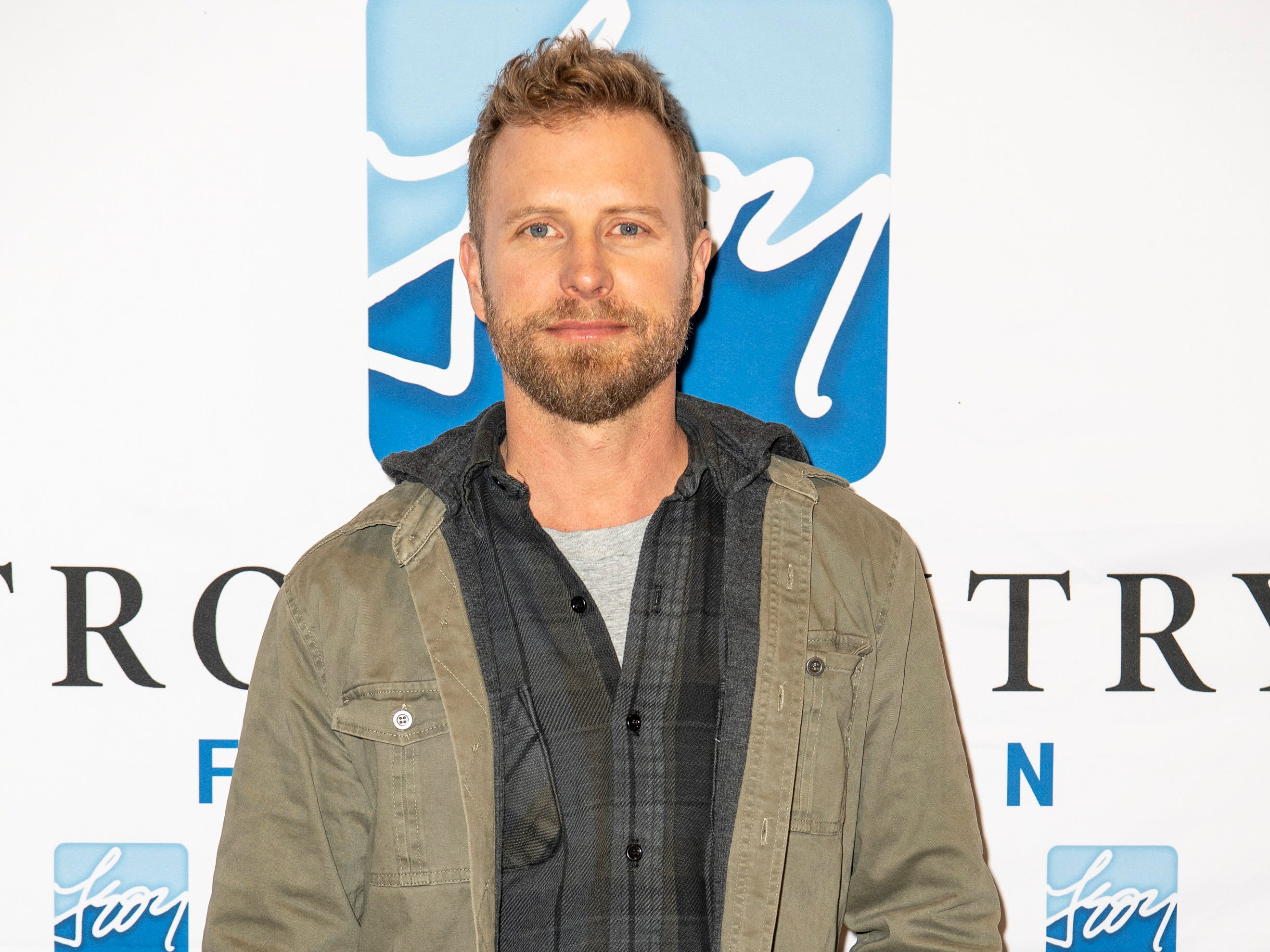 Dierks Bentley on the red carpet before the C'Ya On The Flipside Benefit Concert at the Grand Ole Opry House in Nashville, Tenn., Wednesday, Jan. 9, 2019.