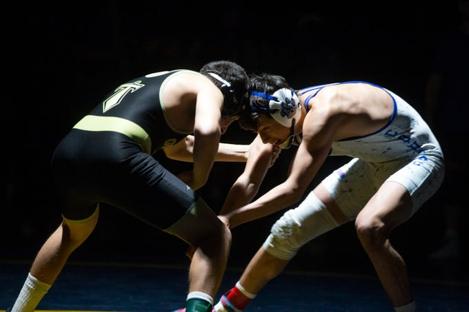 PHOTOS: Collier County Athletic Conference wrestling ...