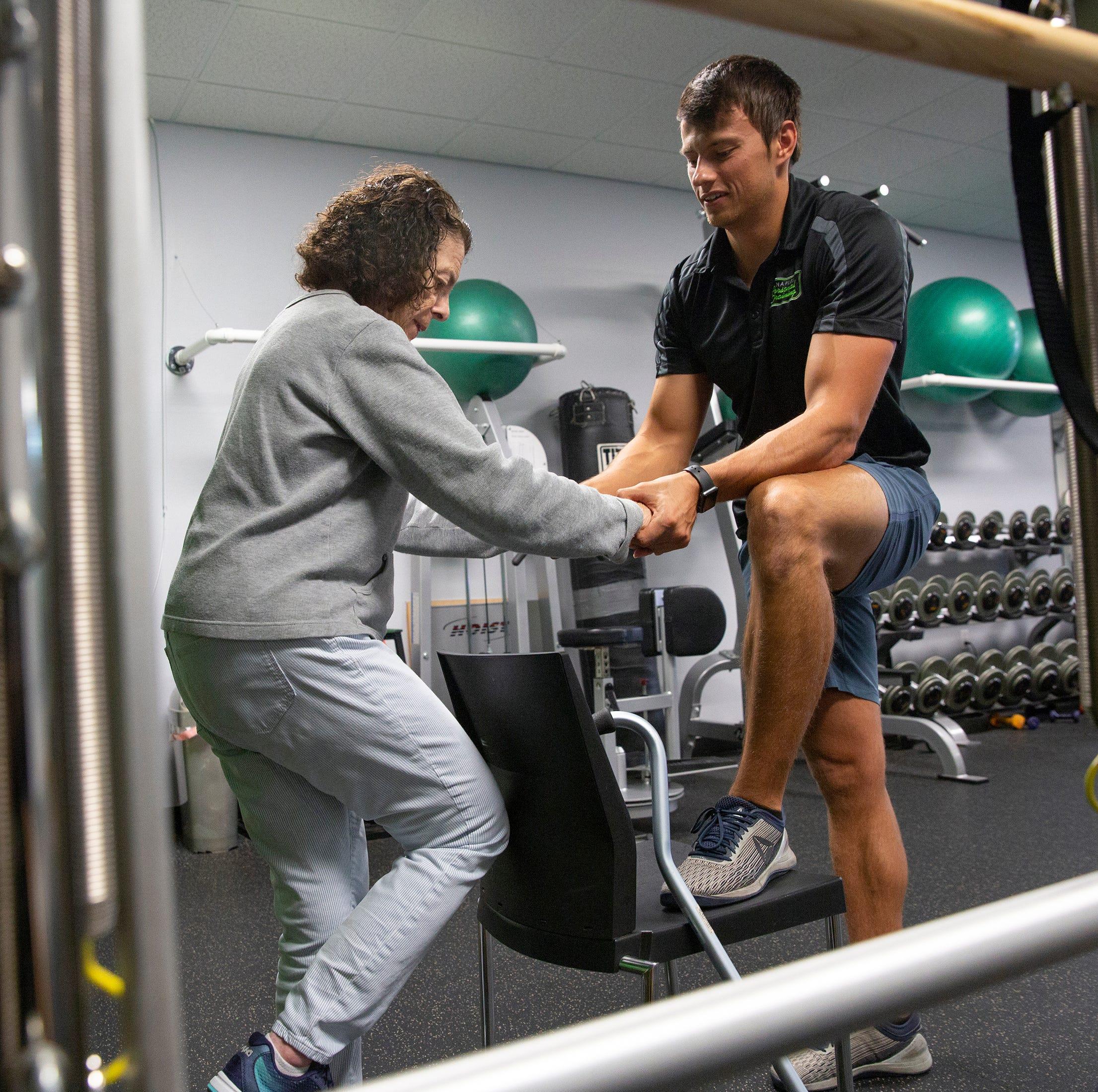 Naples gym kicks off its Power Over Parkinson's fitness class