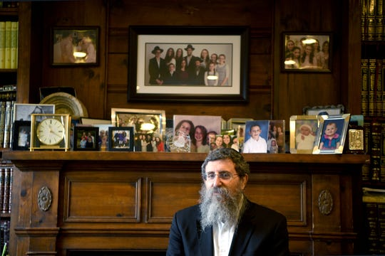 """""""To have this opportunity for me was an incredible blessing,"""" said Rabbi Ephraim Simon of donating his liver to a complete stranger. Without the love and support of his wife, Nechamy Simon, Simon says the organ donations would never be possible, calling her, """"the real hero."""" Simon donated his liver to a stranger on December 20, 2018, saving the man's life. In 2009, Simon donated a kidney to a stranger. Simon, a Rabbi at the Chabad of Teaneck, believes in living what he teaches giving to others and society."""