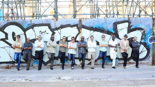 The Havana Cuba All Stars.