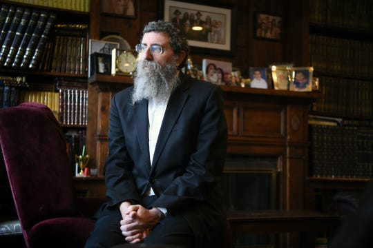 """To have this opportunity for me was an incredible blessing,"" said Rabbi Ephraim Simon of donating his liver to a complete stranger. Without the love and support of his wife, Nechamy Simon, Simon says the organ donations would never be possible, calling her, ""the real hero."" Simon donated his liver to a stranger on December 20, 2018, saving the man's life. In 2009, Simon donated a kidney to a stranger. Simon, a Rabbi at the Chabad of Teaneck, believes in living what he teaches giving to others and society."