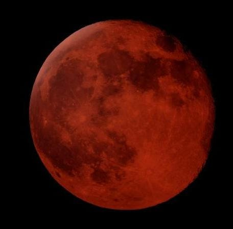 Super blood wolf moon: What to know about watching Sunday's lunar eclipse