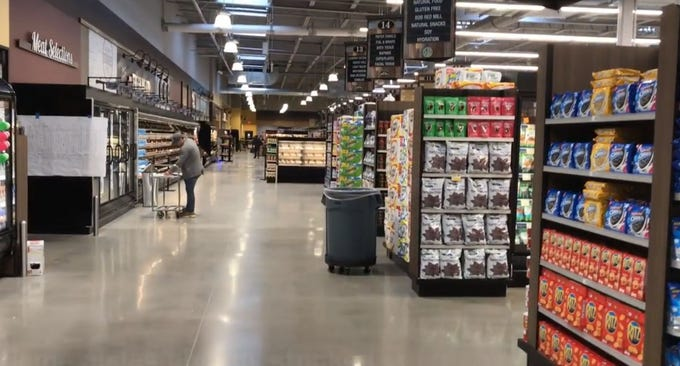 Wyckoff Shoprite set to open Sunday.
