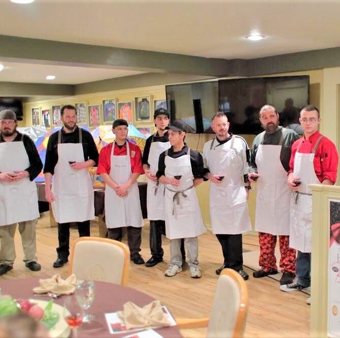 Chefs whip up romantic culinary treat to benefit High Mountain Youth Project