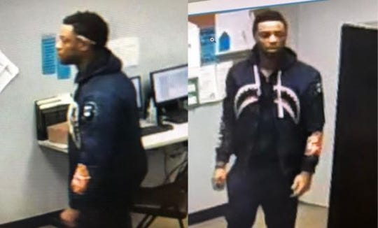 Police are looking for this man, accused of taking items from the break room at the Target on Telegraph.